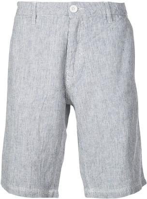 Onia micro striped classic Austin shorts