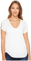 LAmade Twist Sleeve Tee Women's T Shirt