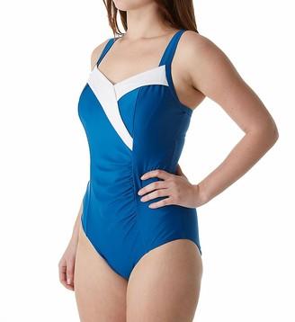 Panache Women's Portofino Underwire Balconnet One Piece Swimsuit