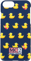 MC2 Saint Barth Ducks print iPhone 7 case - men - Acrylic - One Size