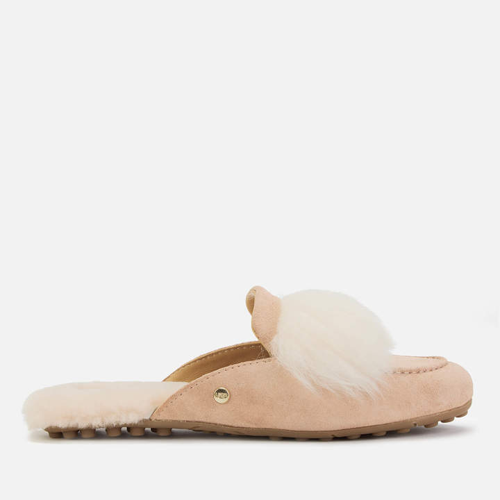 b3a1bae7adf Women's Shaine Wisp Suede Slide Slippers - Arroyo
