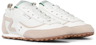 Zimmermann Leather and suede sneakers