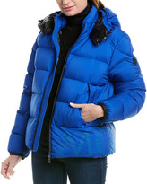 Moncler Wilms Short Down Coat