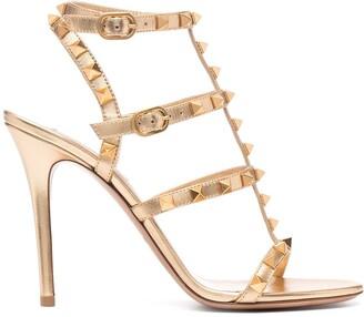 Valentino Rockstud 110mm sandals