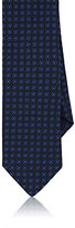 Barneys New York MEN'S MEDALLION SILK NECKTIE