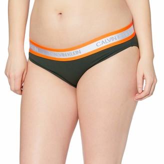Calvin Klein Women's Bikini Thong