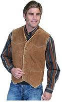 Scully Men's Boar Suede Hunting Vest 82