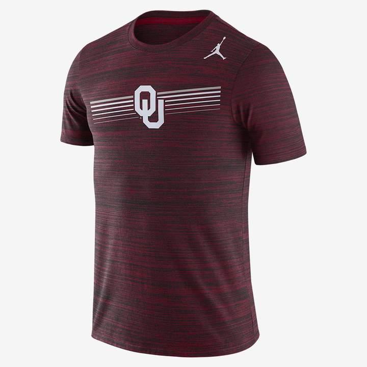 55d9862e0a Men's T-Shirt Jordan College Dri-FIT Legend Velocity (Oklahoma)
