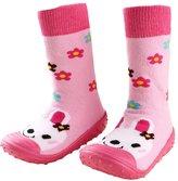 BW Non-Skit Winter Rubber Sole Slipper Socks For Baby Girl Boy Infant Toddler Newborn
