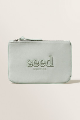 Seed Heritage Jersey Pouch