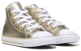 Converse Kids' Chuck Taylor All Star High Top Leather Sneaker