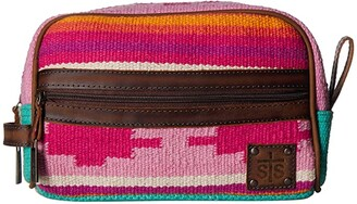 STS Ranchwear Cactus Toiletry Bag (Cactus Serape) Handbags