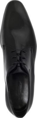 Stemar Scala patent leather derbys