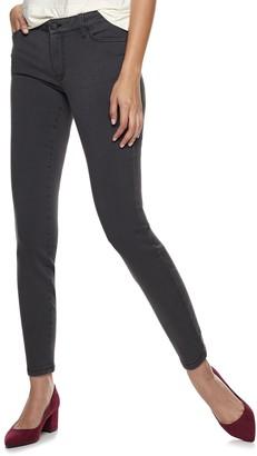 Nine West Women's Bedford Mid-Rise Skinny Jeans