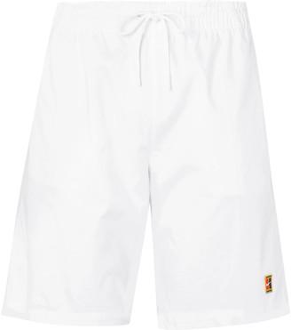 Nike Tennis Nikecourt Heritage Dri-Fit Twill Drawstring Shorts