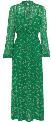 Primrose Park Kate Dress Green Silver Dollar - S / Green