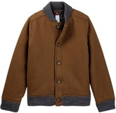 Tea Collection Andres Wool Bomber Jacket (Toddler, Little Boys, & Big Boys)