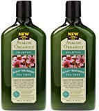 Avalon Tea Tree Scalp Treat Shampoo | 325ml | BUNDLE by