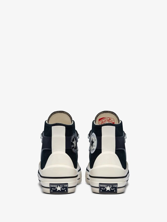 Thumbnail for your product : Converse Black X Kim Jones Chuck 70 High Top Sneakers