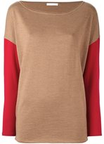 Societe Anonyme 'Funnel' pullover sweater - women - Merino - 1