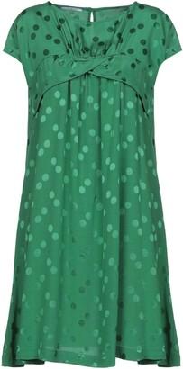 Biancoghiaccio Short dresses - Item 34888702VJ