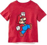 Old Navy Super Mario Graphic Tee for Toddler