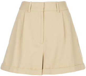 Nili Lotan flared shorts