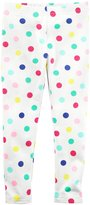 Carter's Polka Dot Leggings - Print - 3T