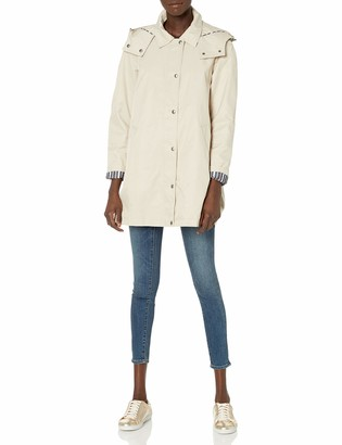 Tommy Hilfiger Women's Aline Swing Coat