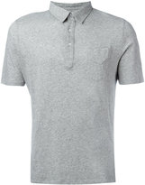 Officine Generale short sleeve polo shirt - men - Cotton - M