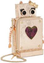 Betsey Johnson Love Machine Mini Crossbody