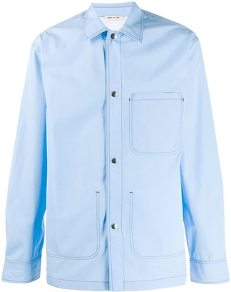 Marni Patch Pockets Shirt