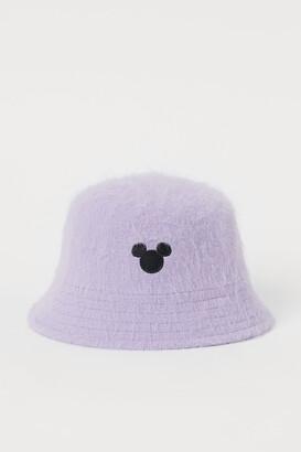H&M Applique-detail Bucket Hat