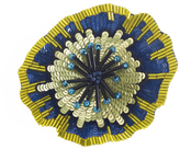 Forest of Chintz Bloom Brooch