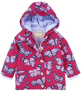 Hatley Girls' Cotton Butterfly Coat, Pink