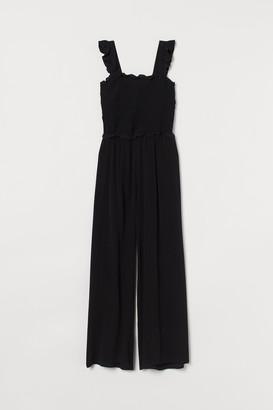 H&M Smocked jumpsuit