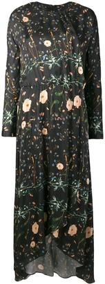 AILANTO floral printed dress