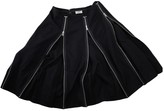 Jean Paul Gaultier Black Polyester Skirts