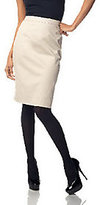 Joan Rivers Classics Collection As Is Joan Rivers Wardrobe Builders Complement Slim Skirt