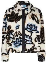 Kenzo Floral Fleece Jacket