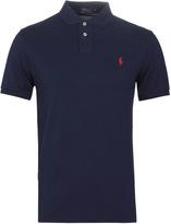 Polo Ralph Lauren Newport Navy Mesh Polo Shirt