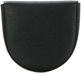 Valextra Textured Coin Purse