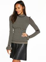 BOSS ORANGE Hugo Ilannah Stripe Jumper