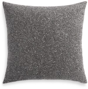 """Hotel Collection Iridescence 18"""" Square Decorative Pillow, Created for Macy's Bedding"""