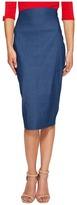 Unique Vintage Pencil Skirt Women's Skirt