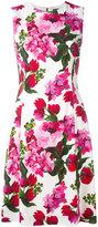 Dolce & Gabbana floral print dress - women - Silk/Spandex/Elastane/Viscose - 50
