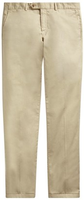 Ralph Lauren Purple Label Purple Label Eaton Slim-Fit Twill Pants