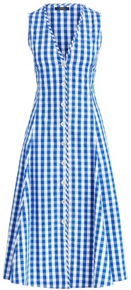 Polo Ralph Lauren Meg Sleeveless Gingham Dress