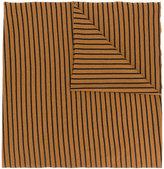 Barena striped scarf