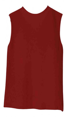 Wolford Red Wool Knitwear